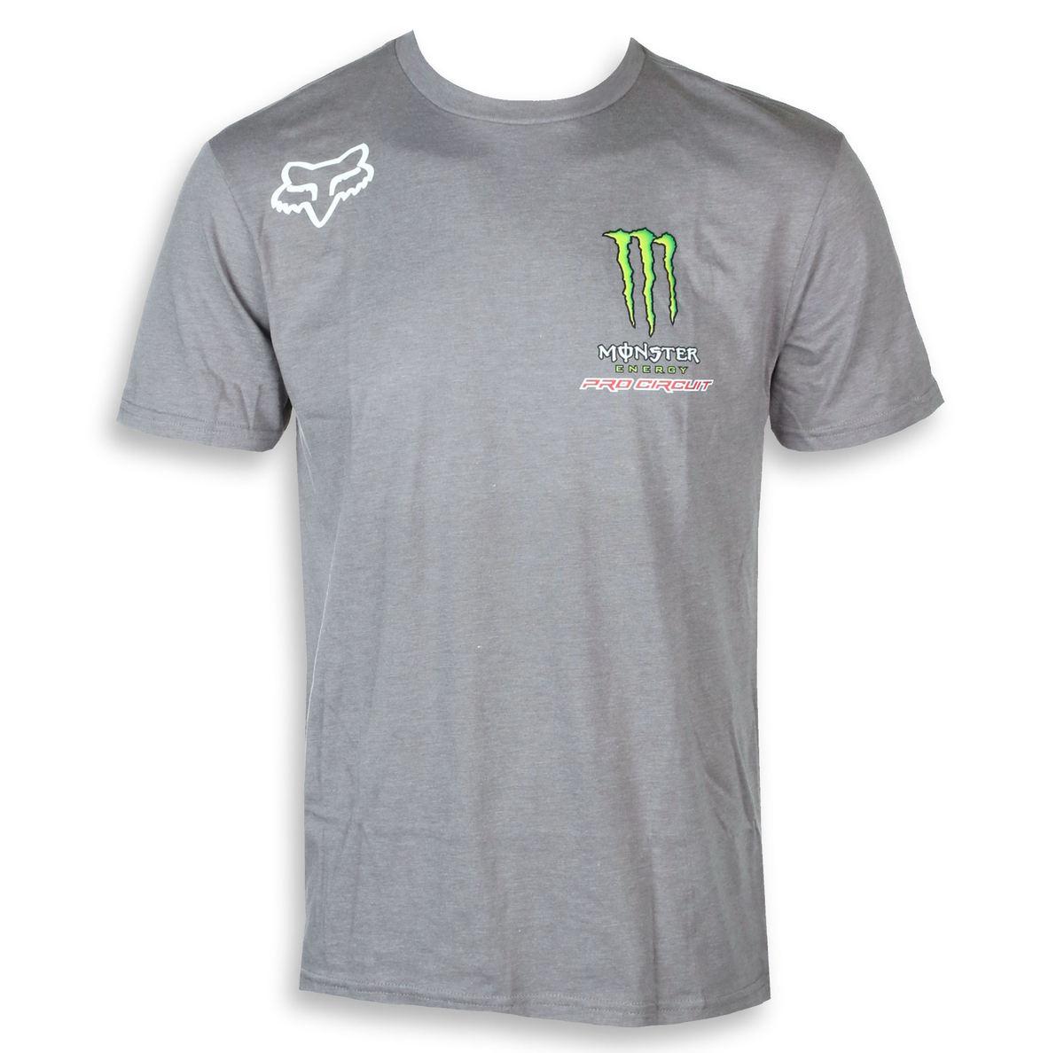 237ff5224d utcai póló férfi - Monster - FOX - 24410-572 - Metalshop.hu