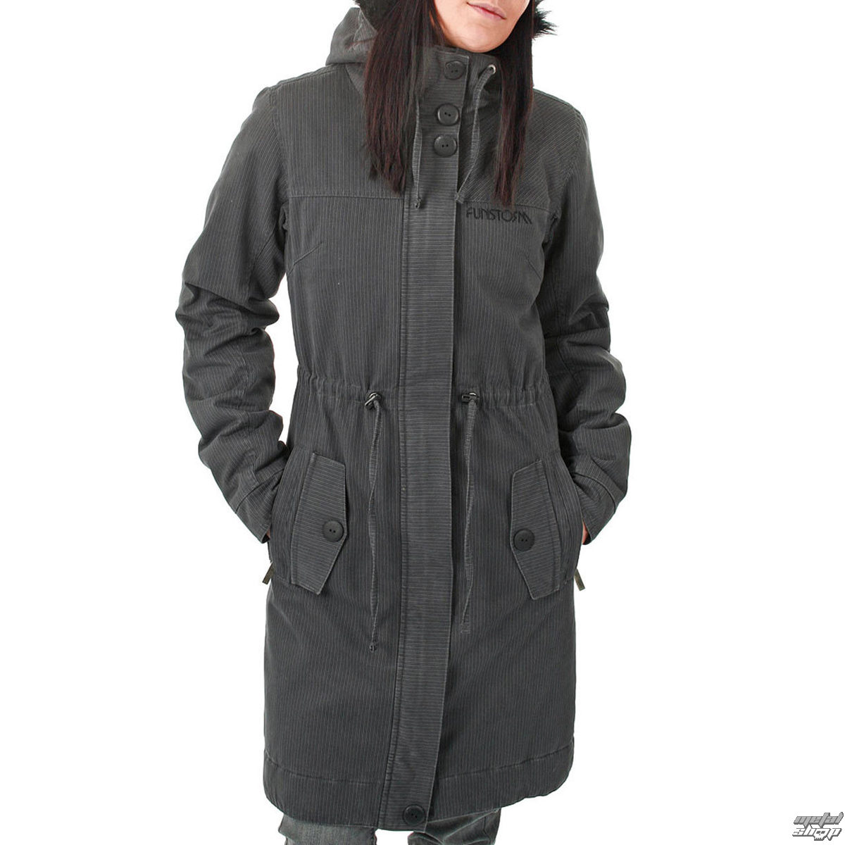 dzseki -dzseki- női téli VANS - Ledoy - 20 D GREY - Metalshop.hu 13e30942f9
