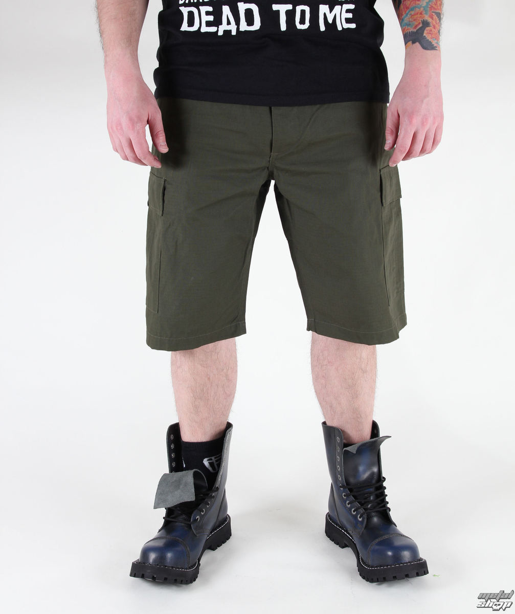 e10000561c rövid STURM férfi nadrág - US Bermuda - Oliv - 11402501 - Metalshop.hu