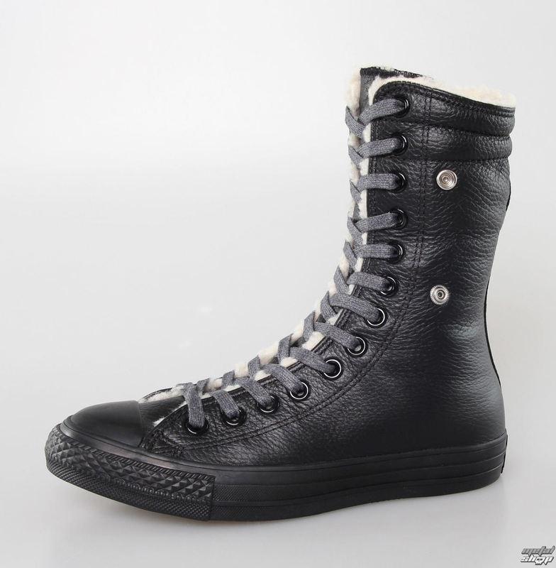 cipő női téli CONVERSE - Chuck Taylor All Star Knee-Hi - Black ... bdb6f26f13
