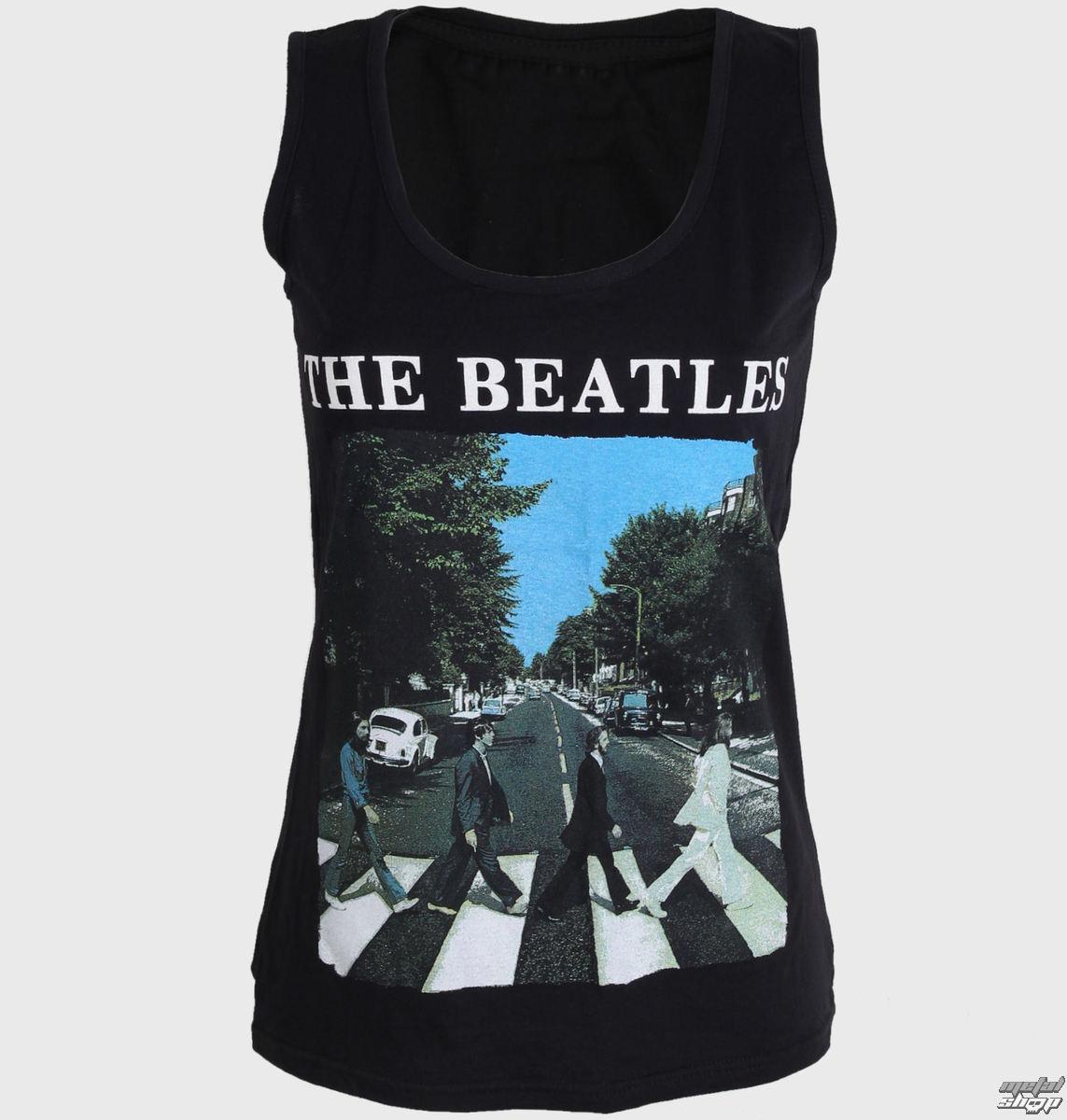 trikó női Beatles - Abbey Road - ROCK OFF - BTVT01LB - Metalshop.hu c746089660
