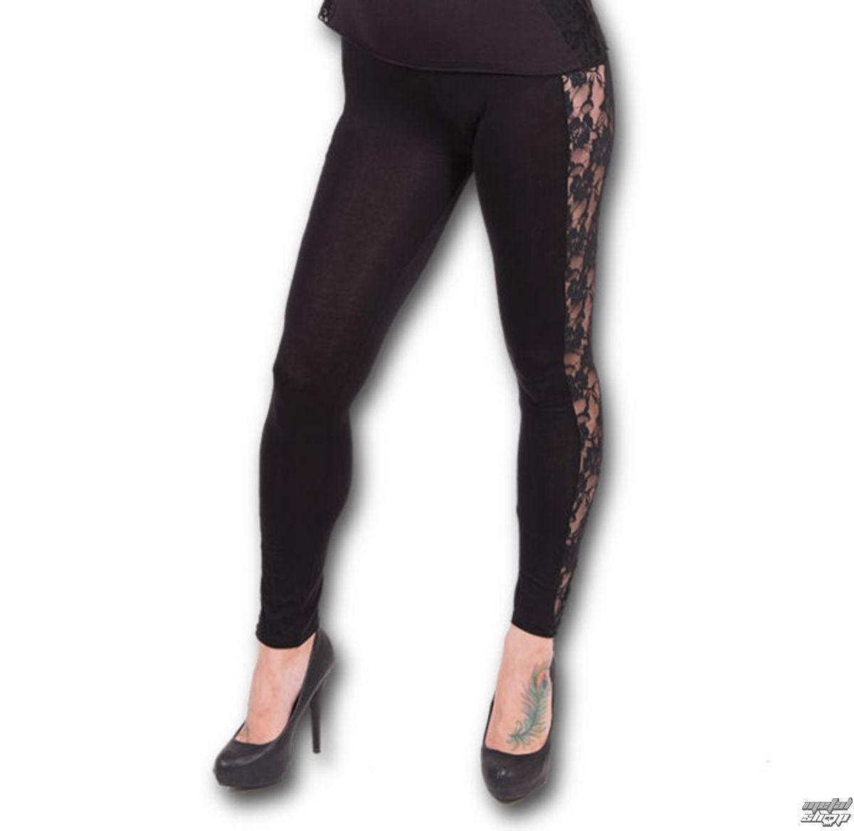 SPIRAL női nadrág (leggings) Gótikus Elegance