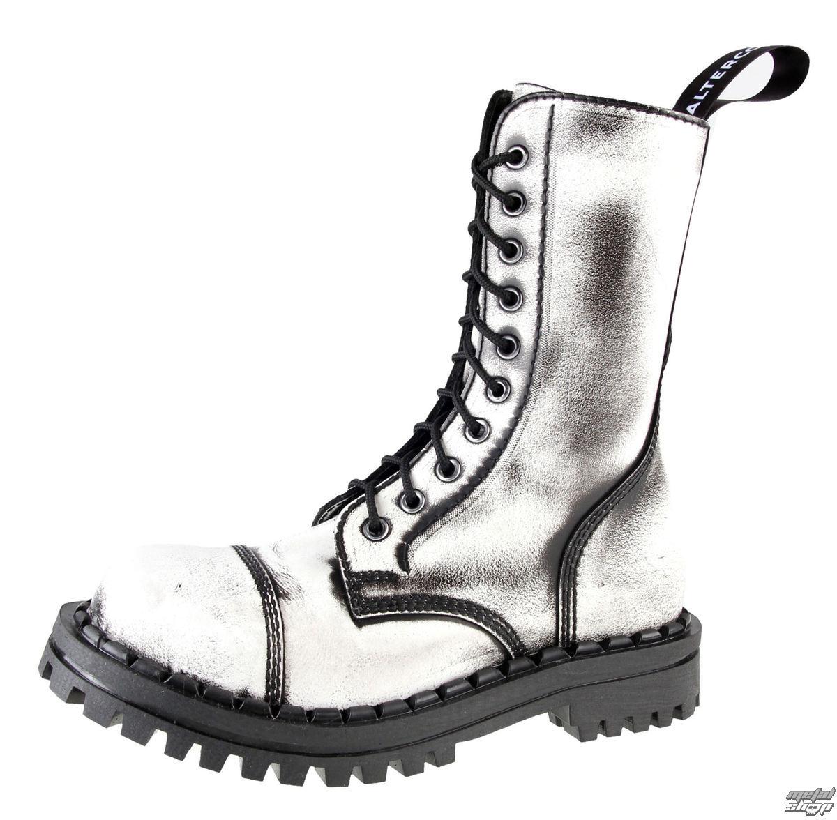 c688121631 ALTER CORE cipő - 10 lyukú - 351 - White Ledörzsölődését - Metalshop.hu