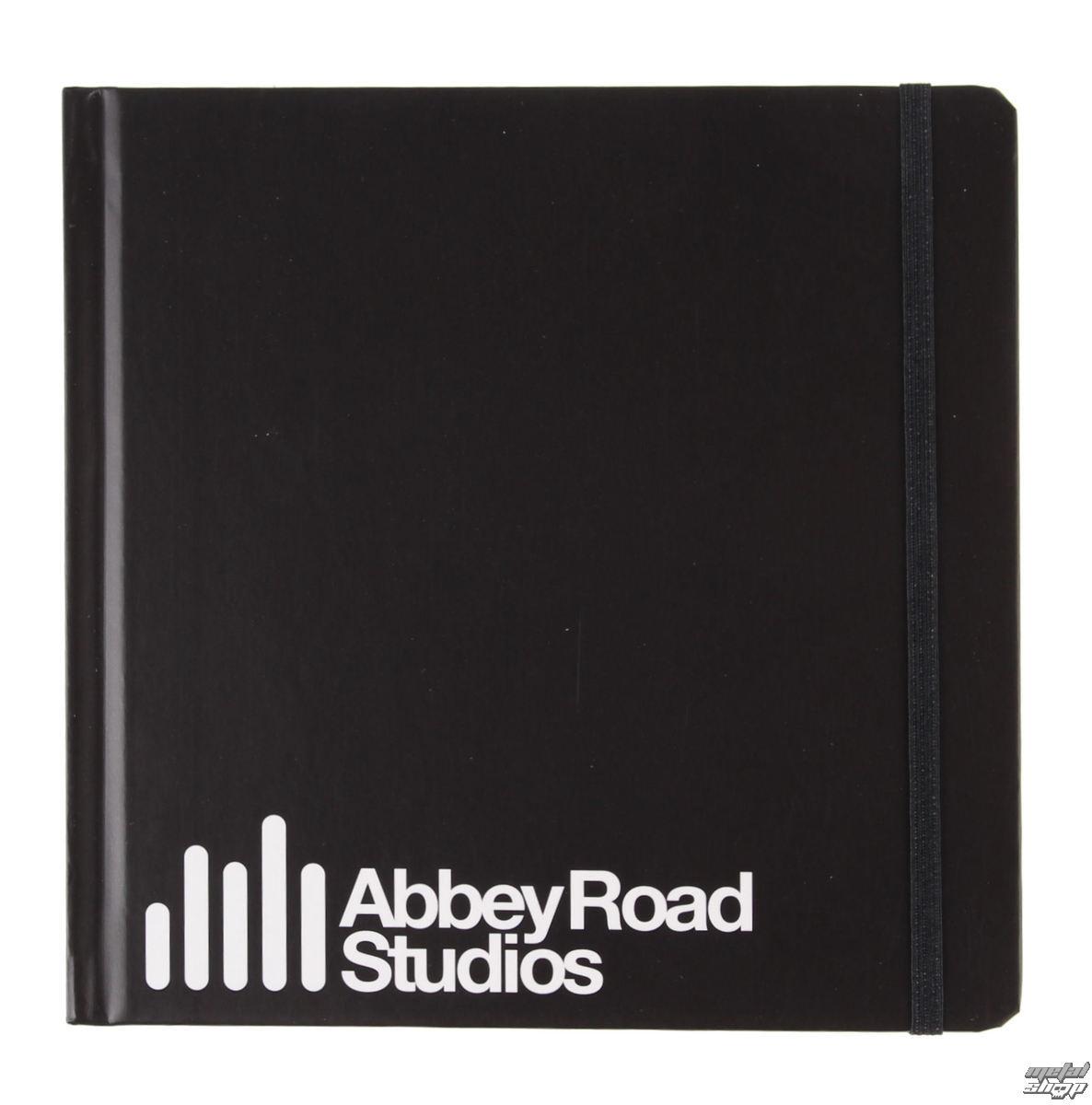 Beatles jegyzetfüzet - Abbey Road - Logo - ROCK OFF - ARSNB01 ... 984b8fa8c8