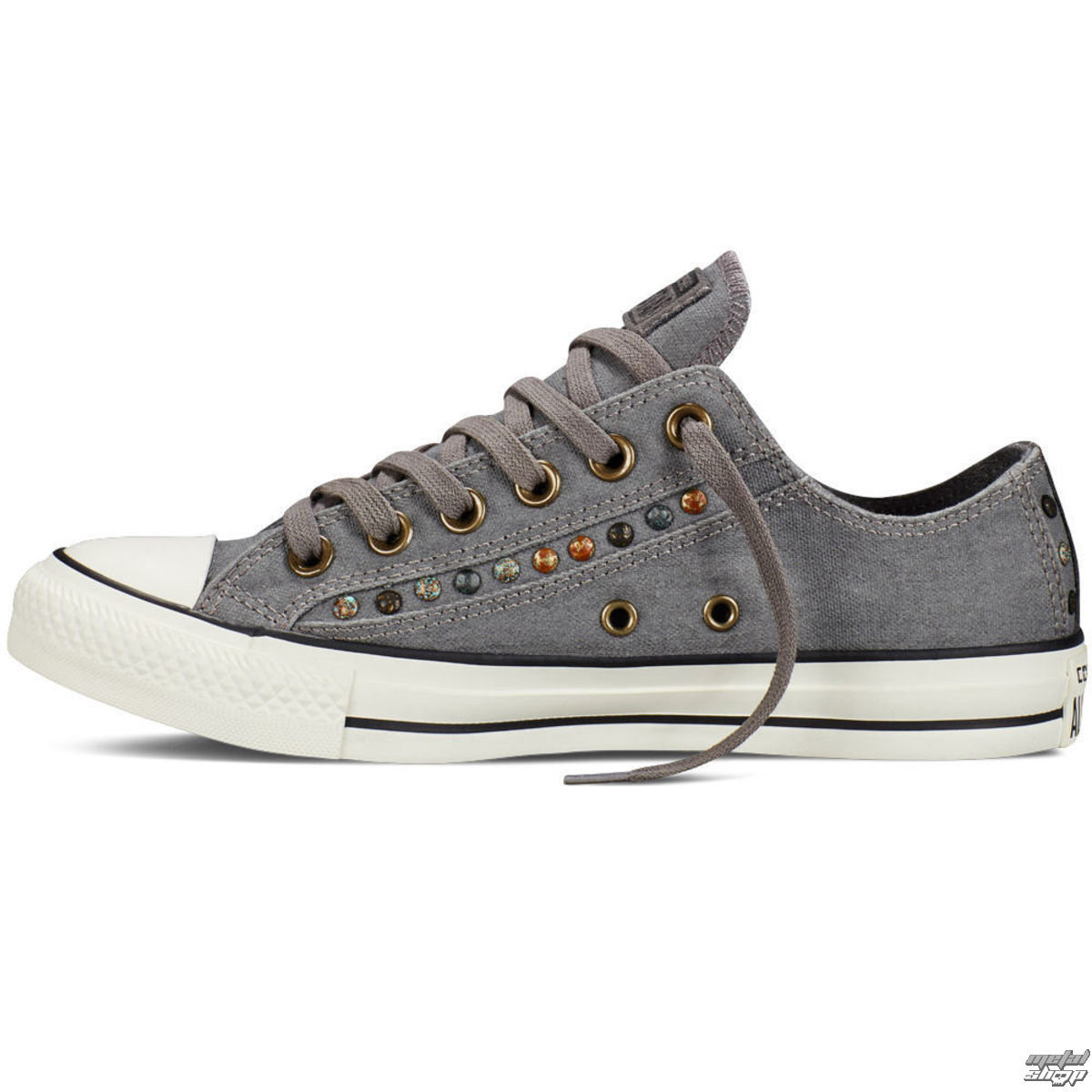 rövidszárú cipő női - CONVERSE - C551569 - Metalshop.hu 52549ff4ed