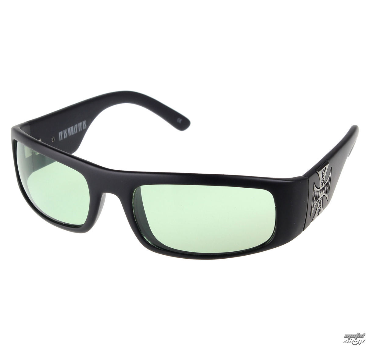 West Coast Choppers szemüveg - GREEN - WCCZB003GN - Metalshop.hu e255c05d28