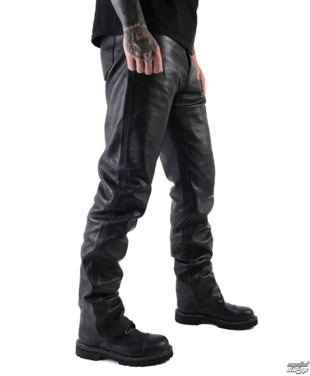 Motoros férfi bőrnadrág MOT004 Metalshop.hu