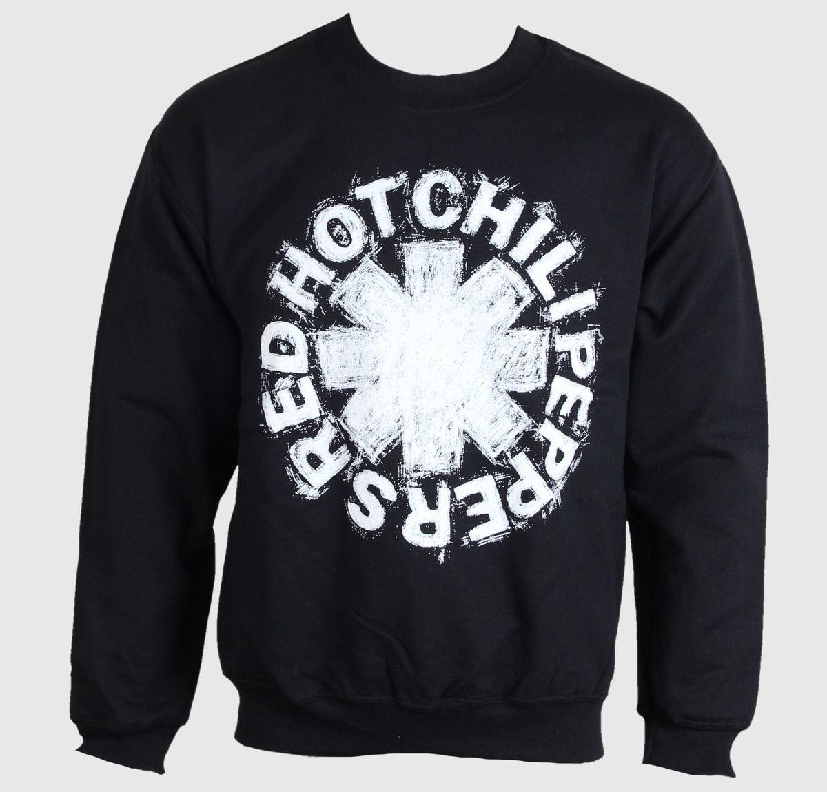 e9062e2b97 pulóver (kapucni nélkül) férfi Red Hot Chili Peppers - Asterisk Sketch -  BRAVADO - 14531267 - Metalshop.hu