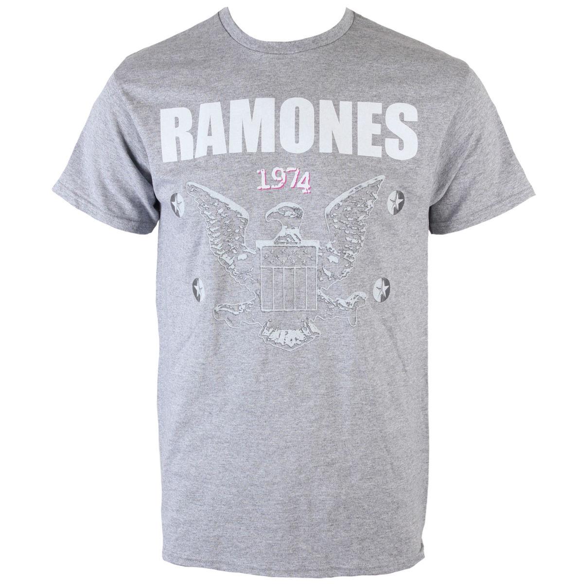 metál póló férfi Ramones - Eagle - BRAVADO - 95221428 - Metalshop.hu 1e1a8fd819