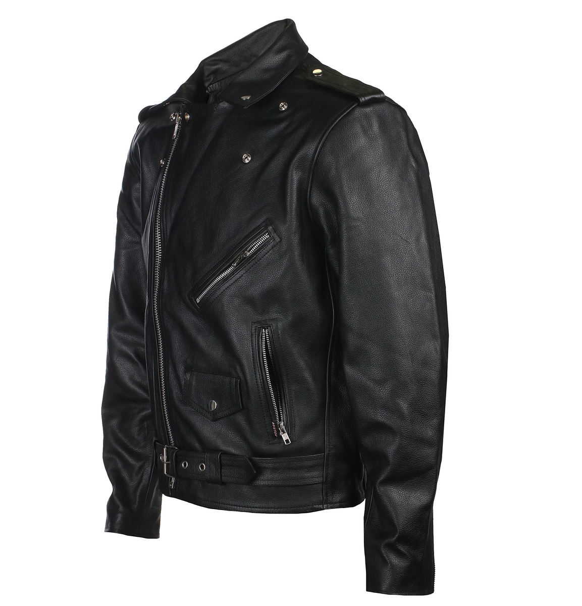 e48e69055b bőr csizma női - STEEL - 105/106 Black 10 fűzőlyuk-cipő