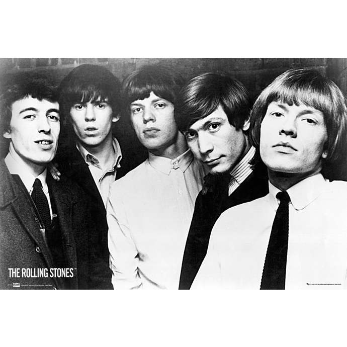 poszter The Rolling Stones - Group