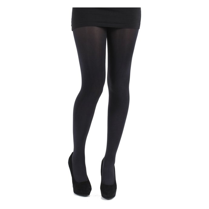 harisnyanadrág PAMELA MANN - 80 Denier Tights - Black