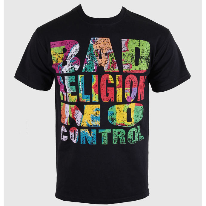 metál póló férfi Bad Religion - No Control - KINGS ROAD
