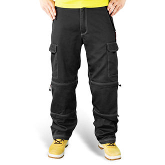 nadrág SURPLUS - Trekking Trouser - BLACK - 05-3595-03