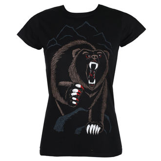 hardcore póló női - BEAR NECESSITIES - GRIMM DESIGNS, GRIMM DESIGNS