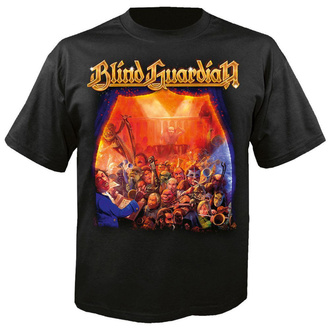 metál póló férfi Blind Guardian - A night at the opera - NUCLEAR BLAST, NUCLEAR BLAST, Blind Guardian