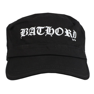 Sapka BATHORY - LOGO - PLASTIC HEAD, PLASTIC HEAD, Bathory
