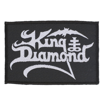 Felvarró King Diamond - Logo - RAZAMATAZ, RAZAMATAZ, King Diamond