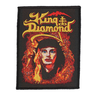 Felvarró King Diamond - Fatal Portrait - RAZAMATAZ, RAZAMATAZ, King Diamond