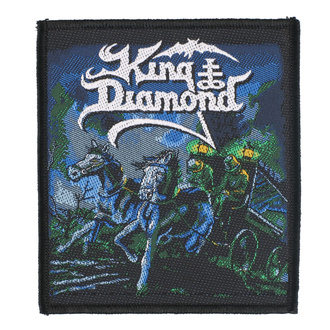 Felvarró King Diamond - Abigail - RAZAMATAZ, RAZAMATAZ, King Diamond