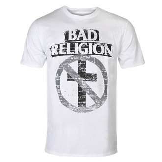 metál póló férfi Bad Religion - Typewriter Crossbuster - KINGS ROAD, KINGS ROAD, Bad Religion