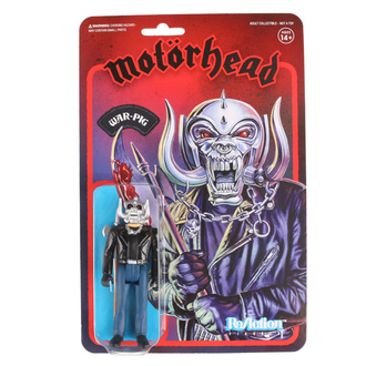 Figura Motörhead - ReAction - Warpig, NNM, Motörhead
