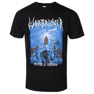 metál póló férfi Warbringer - Weapons of Tomorrow - NAPALM RECORDS, NAPALM RECORDS, Warbringer