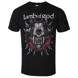 Férfi póló Lamb Of God - Radial - ROCK OFF, ROCK OFF, Lamb of God