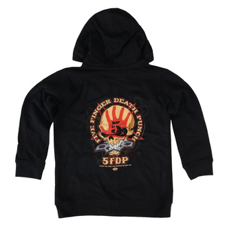 gyermek kapucnis pulóver Five Finger Death Punch - Knucklehead - Metal-Kids - 522-39-8-999