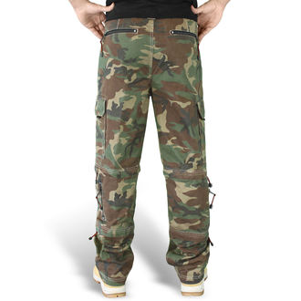 nadrág SURPLUS - Trekking Trouser - WOODLAND - 05-3595-22