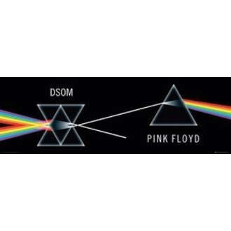 Pink Floyd poszter - Dark Side Of Of Moon - GB Posters - DP0415
