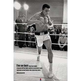 poszter - Muhammad Ali (Fast) - PP31043 - Pyramid Posters