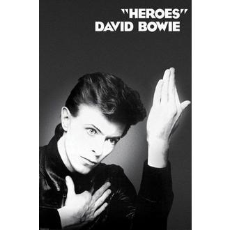 poszter - David Bowie (Heroes) - PP31359 - Pyramid Posters
