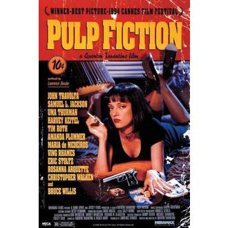 poszter Pulp Fiction (Cover) - PP30791 - Pyramid Posters