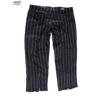 nadrág női 3/4 Mode Wichtig - Zip Slacks Pin Stripe - M-1-70-050-01