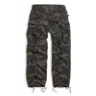 nadrág SURPLUS - Vintage - BLACK CAMO