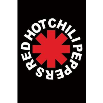 poszter - Red Hot Chili Peppers (Logo) - PP31764 - Pyramid Posters