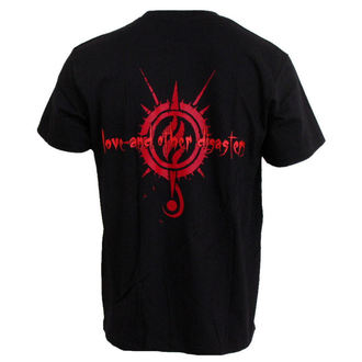 metál póló férfi Sonic Syndicate - Love And Other Disasters TS -153176 - NUCLEAR BLAST