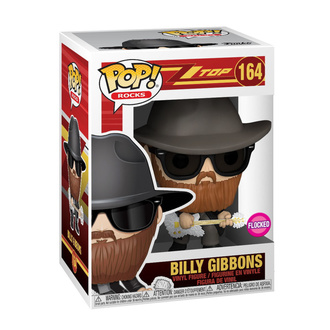 figura ZZ Top - POP! - Billy Gibbons, POP, ZZ-Top