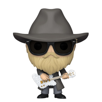 figura ZZ Top- POP! - Dusty Hill, POP, ZZ-Top