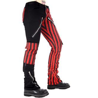 nadrág férfi Black Pistol - Freak Pants Stripe (Black / Red) - B-1-21-319-04