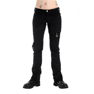 nadrág női Black Pistol - Pocket Hipster Denim Black - B-1-57-001-00