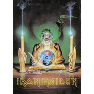 zászló Iron Maiden - 7th Son Of A 7th Son - HFL0694