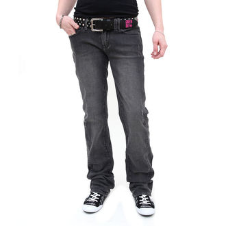 nadrág női (farmer) CIRCA - Engineered Straight Jean