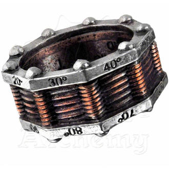 gyűrű Hi-Voltage Toric Generator Ring ALCHEMY GOTHIC - R149