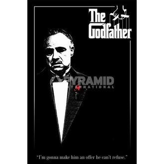 poszter Godfather (Red Rose) - PYRAMID POSTERS - PP30558