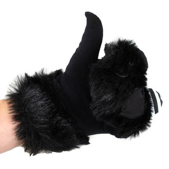 kesztyű POIZEN INDUSTRIES KPPG GLOVES - BLACK
