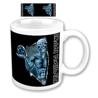 Iron Maiden bögre - Different World Boxed Mug - ROCK OFF - IMMUG02