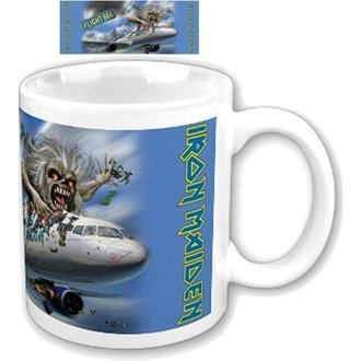 Iron Maiden bögre - Flight 666 Boxed Mug - ROCK OFF - IMMUG05