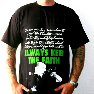 metál póló férfi Terror - always keep the faith - RAGEWEAR - 029TSS11